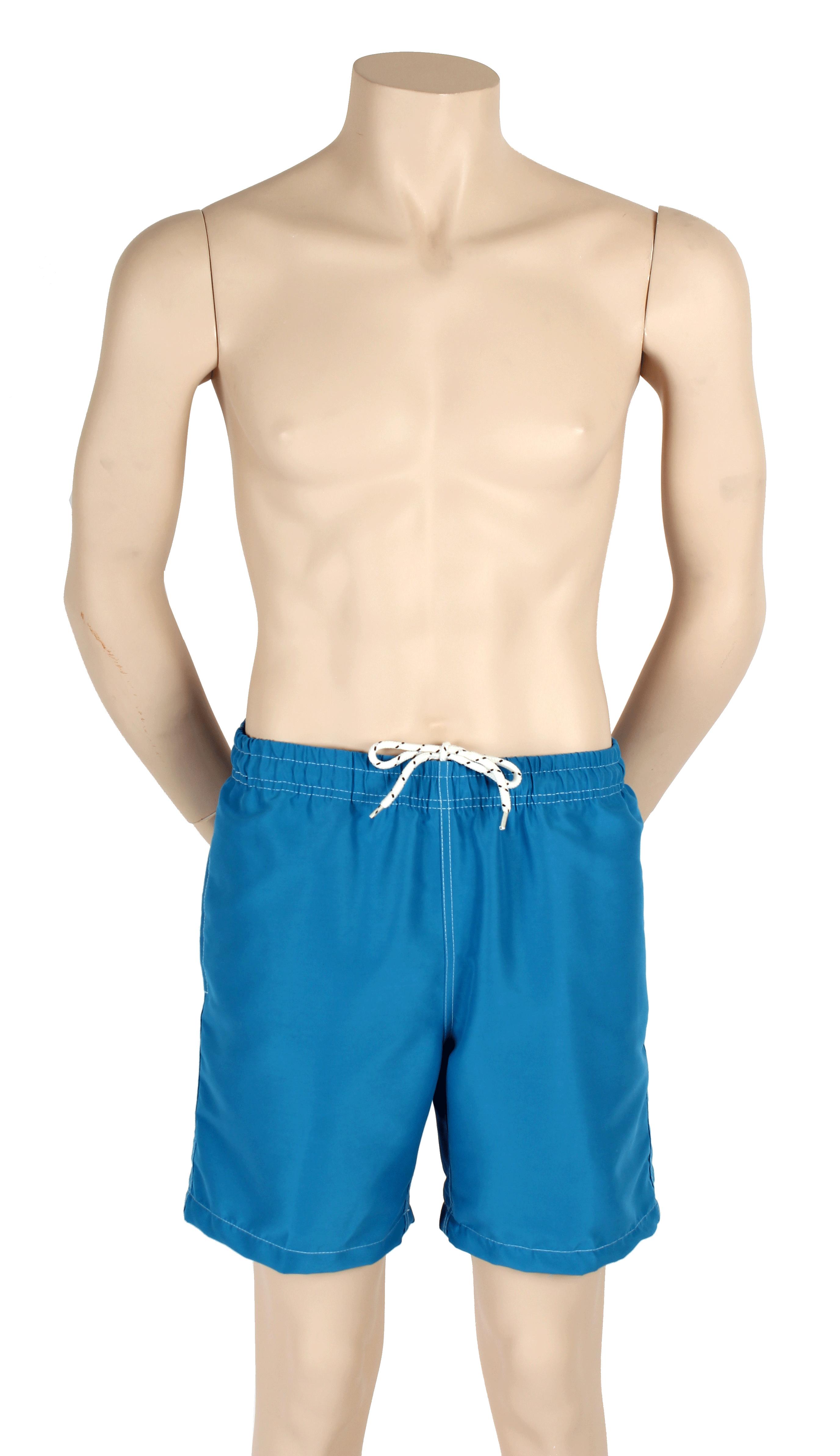 Men's Lined Swim Trunk