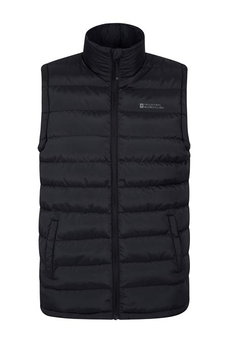 Mens Puffy Vest