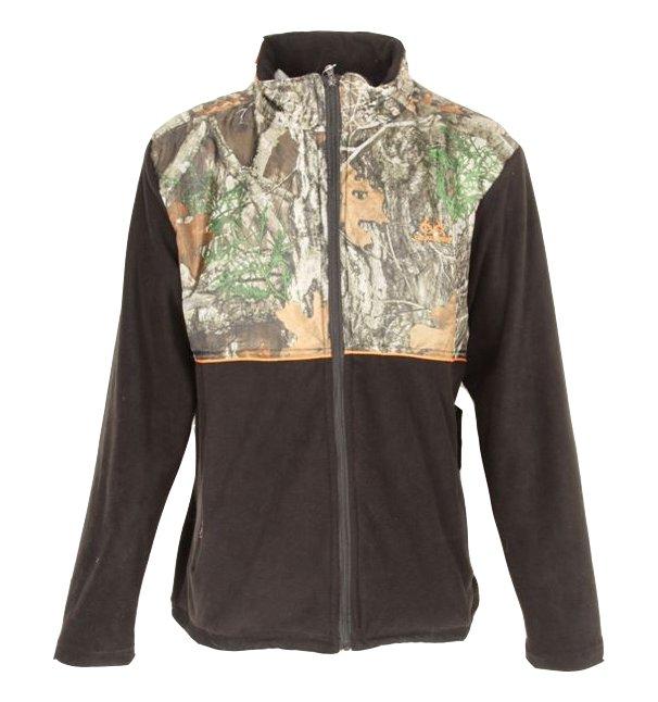 Men's Full Zip Polar Fleece Jacket