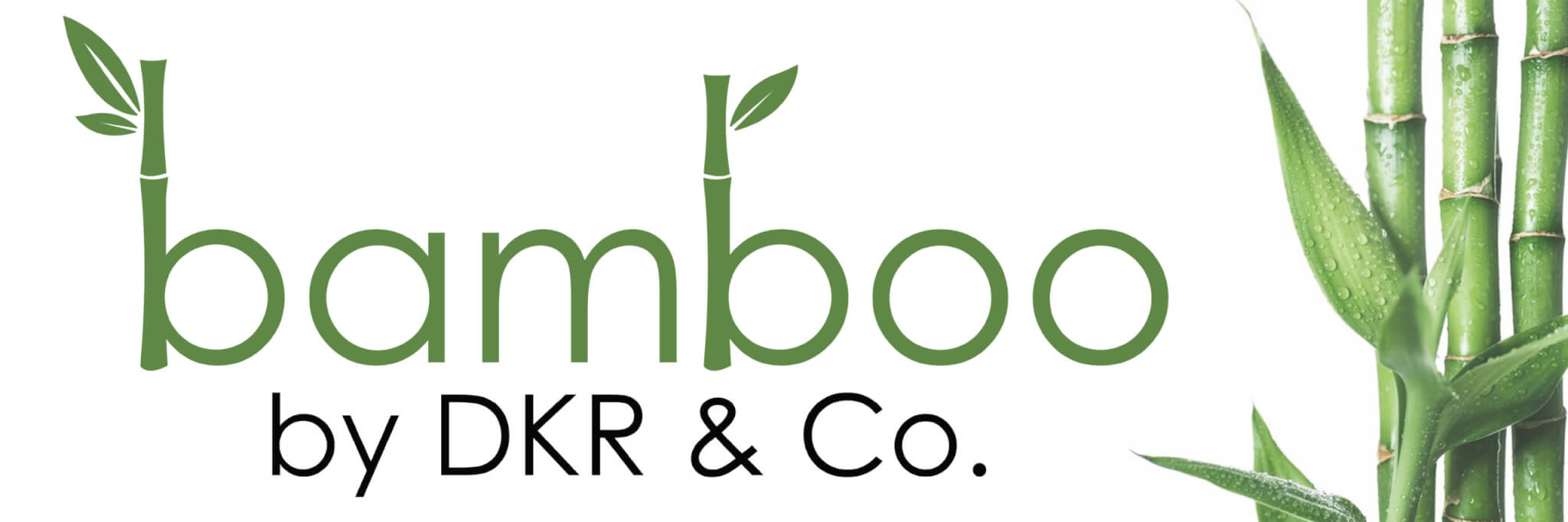 DKR Bamboo Sign